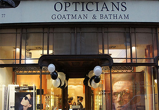 Outside Goatman And Batham